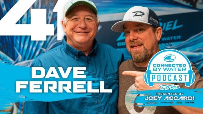 Podcast 41 with Dave Ferrell by Connected by Water
