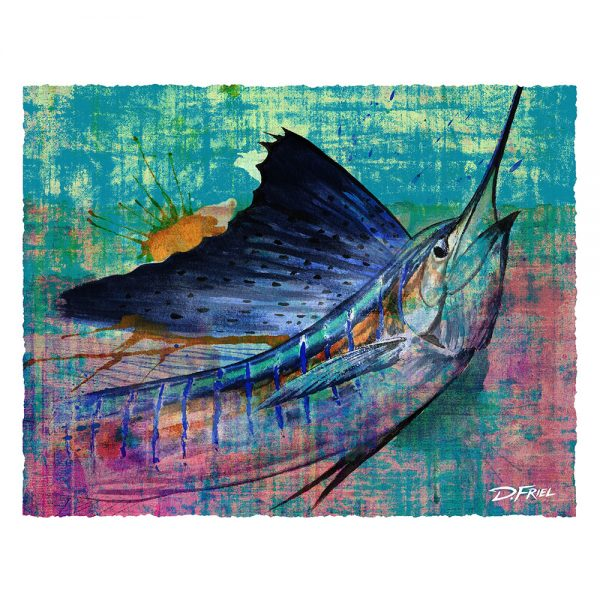 Converge Sailfish No.2 by D.Friel - Connected by Water