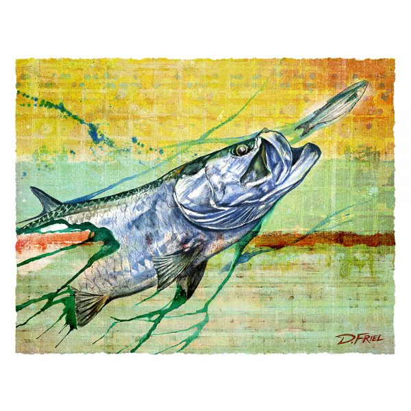 Tarpon No.2 by D.Friel - Connected by Water