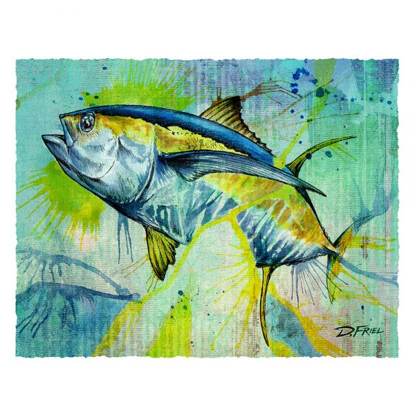 Yellowfin by D.Friel - Connected by Water