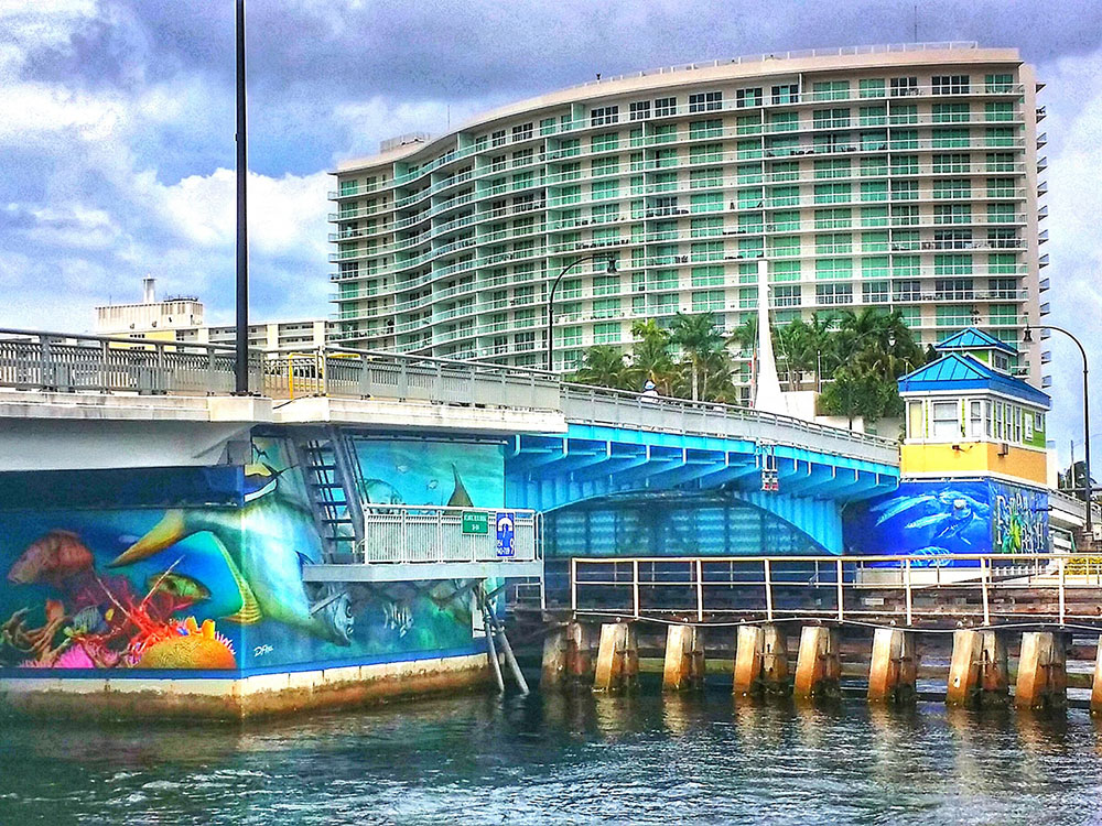 "Pompano Beach ""Atlantic Harmony"" Bridge Project"