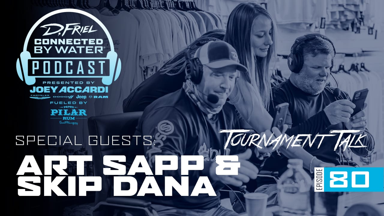 Tournament Talk Sailfish Season Wrap Up | Podcast 80 | Connected By Water
